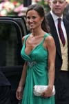 Pippa Charlotte Middleton Sexy Dress Photo