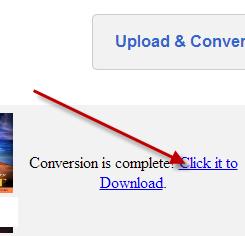 تحويل ePub إلى PDF