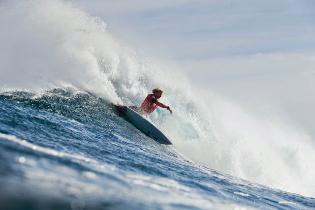 8 John John Florence Drug Aware Margaret River Pro WSL Kelly Cestari