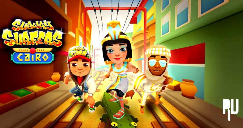 Download Subway Surfers Game For Java Touchscreen And
