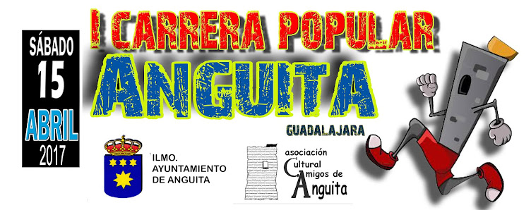 I CARRERA POPULAR ANGUITA 2017