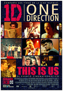 Pelicula One Direction This is us online gratis
