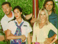 Jesús Ruymán, Dairene Aba, Alfredo Villa, Ana Turpin