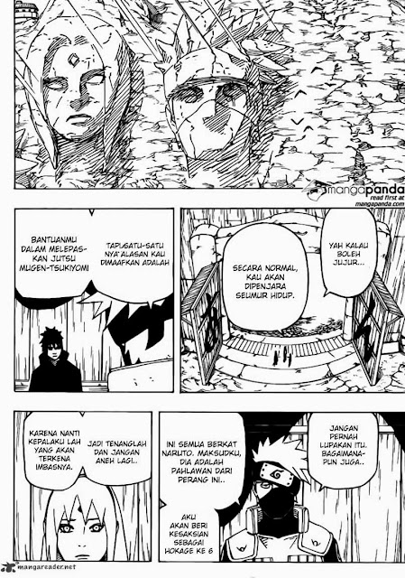 Naruto - Chapter:699 - Page:15