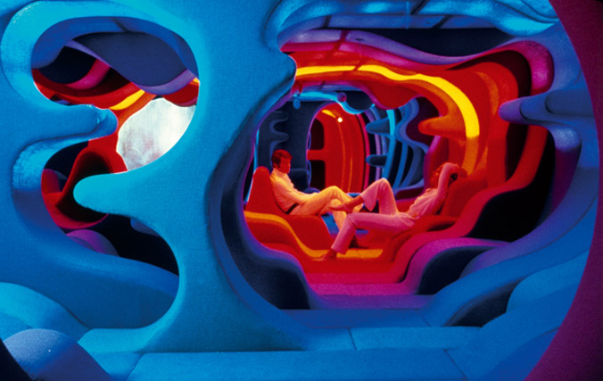Verner Panton Le the infidelity chair mania