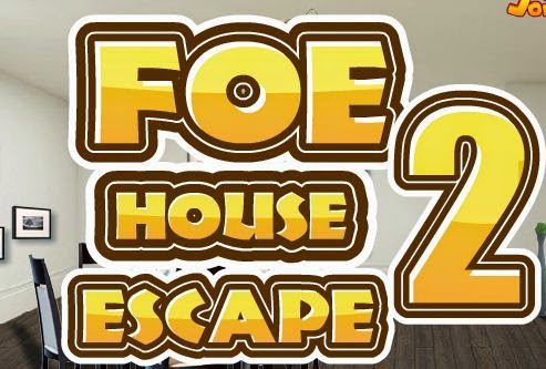 Foe House Escape 2 Walkthrough