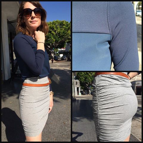 lululemon anytime skirt
