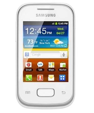 Samsung Galaxy Pocket Blanco (S5300) Tienda Claro Perú