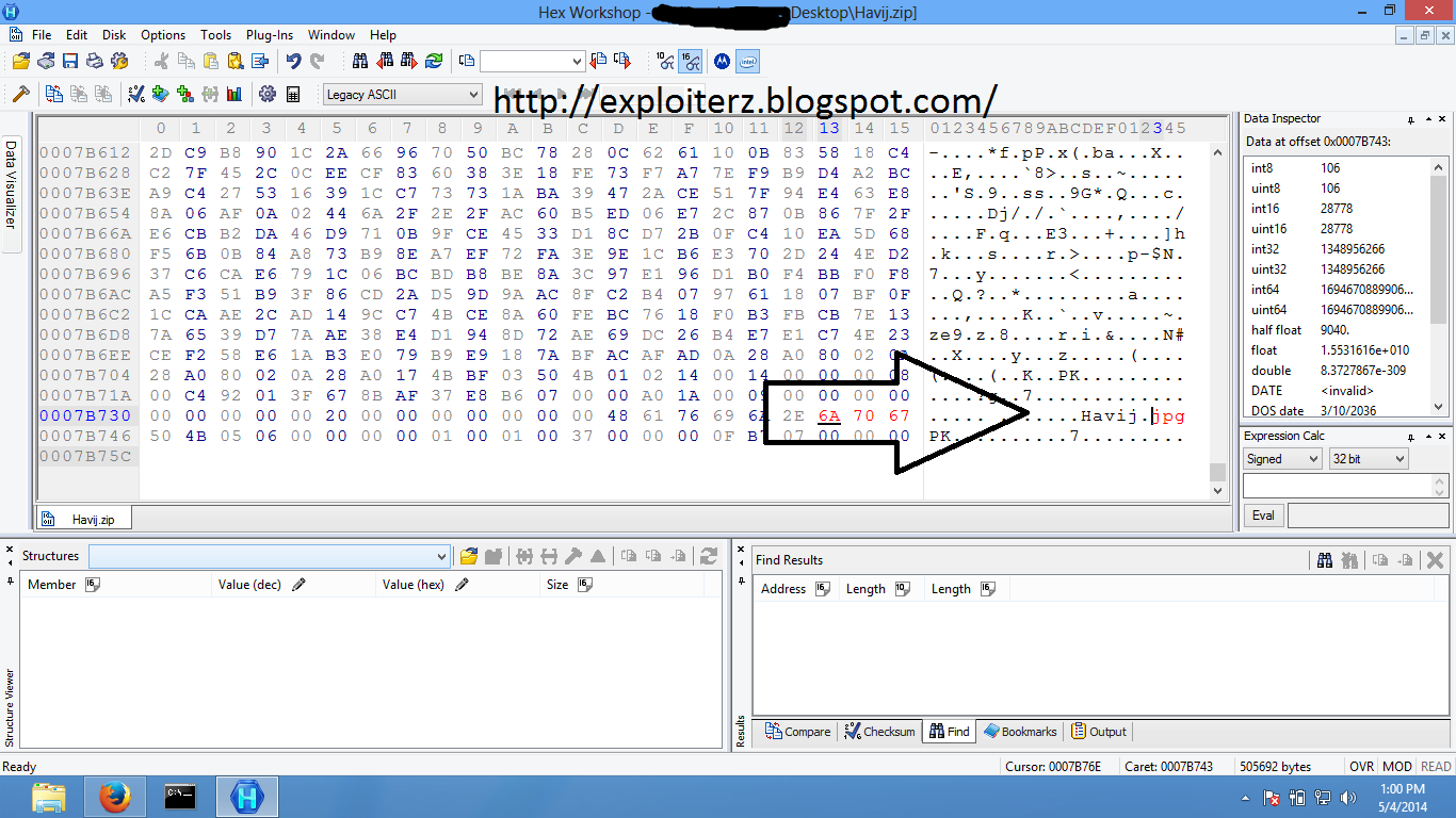 winrar zip file extesion spoofing