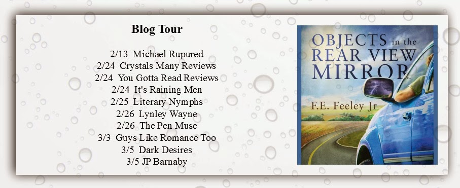 Objects in the Rear View Blogtour