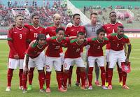 Skuad Timnas Indonesia kualifikasi piala dunia 2018