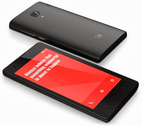 Spesifikasi Xiaomi Redmi