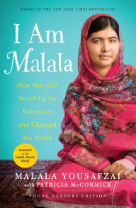 """I am Malala"" is the Book of the Month in September 2015"