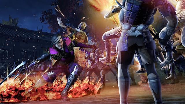 ـ تحميل لعبة SAMURAI WARRIORS 4 II على الكمبيوتر samurai-warriors-4-I