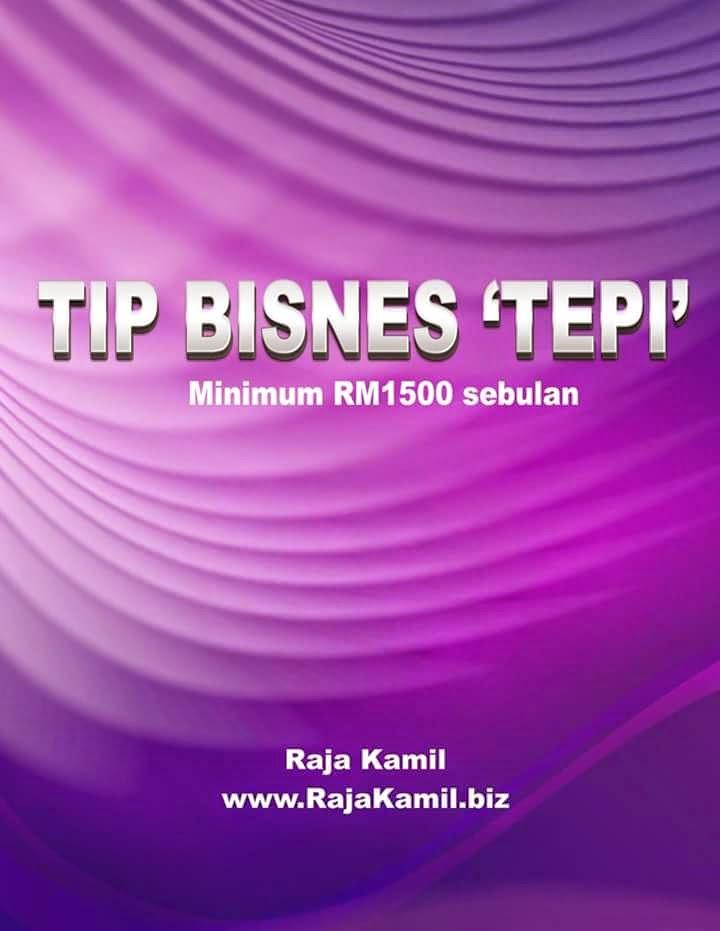 Ebook Ebook Percuma Tips Bisnes Tepi Oleh Raja Kamil