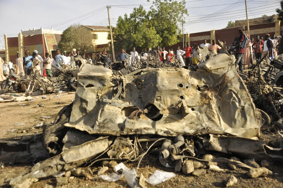 36 Killed in Explosions Near Kano Emir's Palace