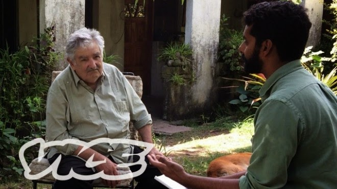 Smoking Weed with the President of Uruguay
