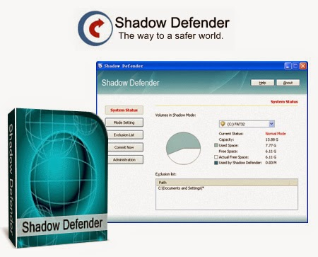 Shadow Defender Full Setup İndir