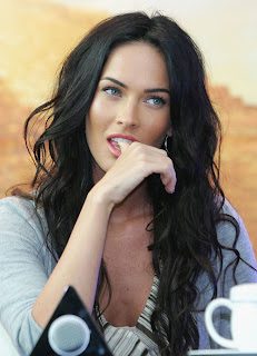 new megan fox hot hairstyles