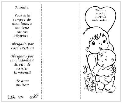 Atividades Para O Dia Das Mães Educando Com Amor 2013