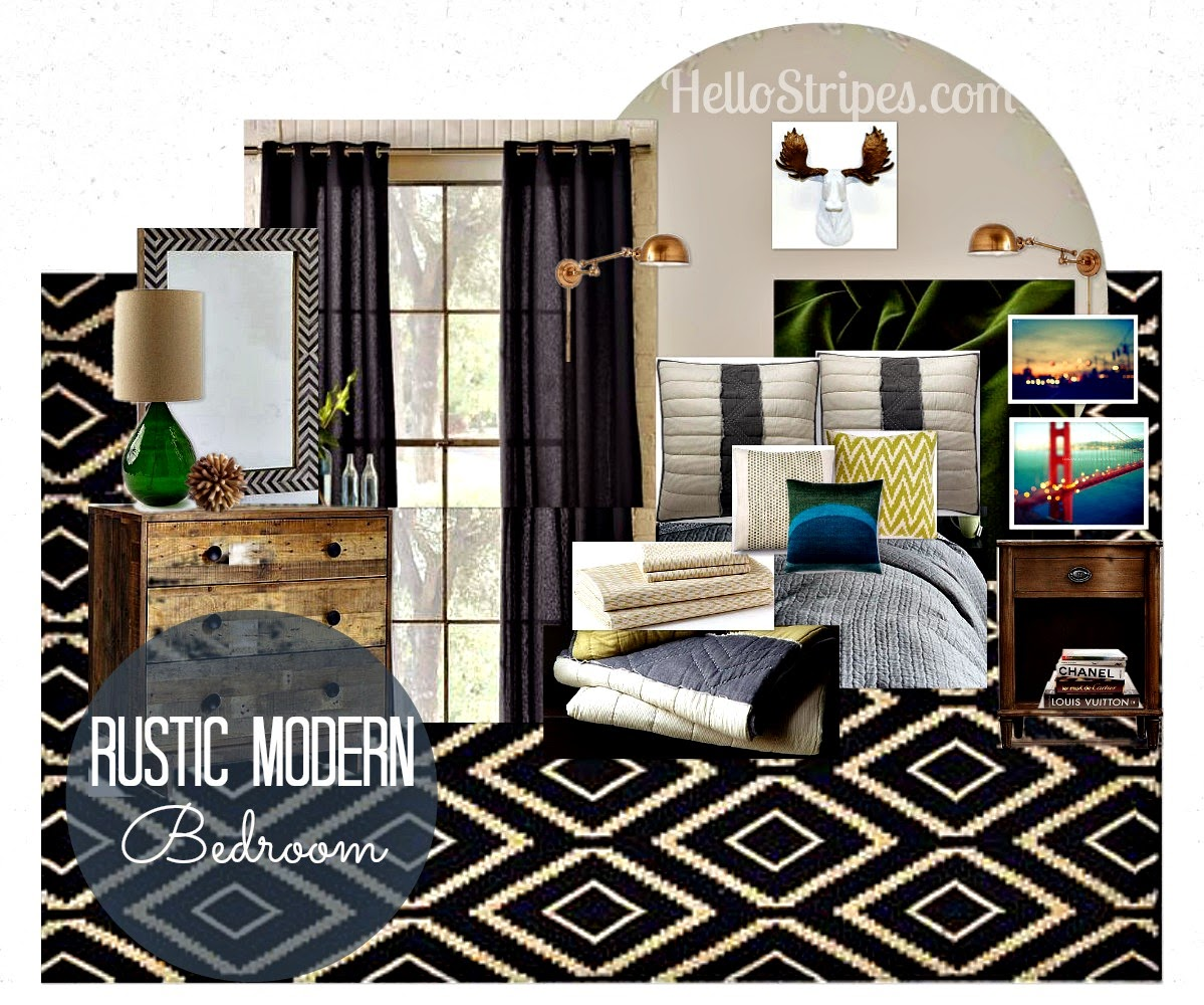 Hello Stripes Master Bed Bath Before After You Have To See The Before
