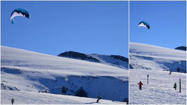 parachute ski on Majella mountain http://shabbychiclife-silvia.blogspot.it