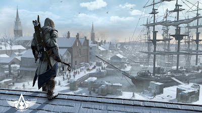 Ciudad Assassin's Creed III