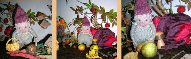 Monatsfeier Oktober, Hottingerzwerg, Puppenspiel, Waldorf