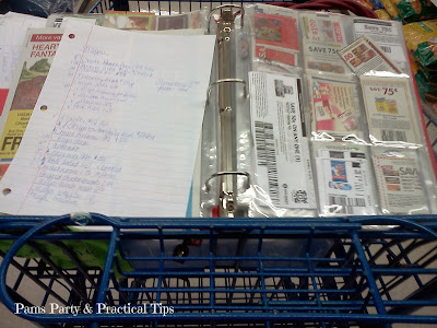 How to Organize Coupons, Coupon Organization