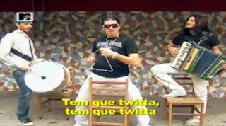 Twitter com Marcelo Adnet