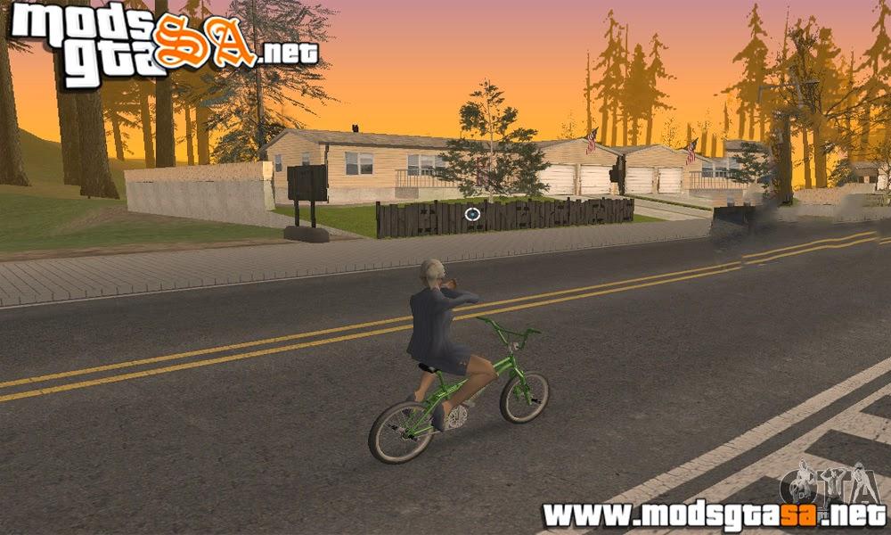 SA - Mod Driver (Mirar dentro do Veículo, Moto ou Bicicleta)