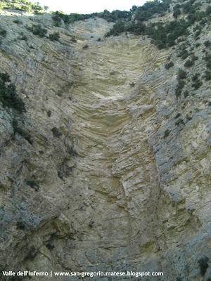 La Valle dell'Inferno, il Canyon del Matese