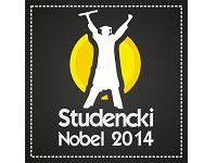 Logo konkursu Studencki Nobel 2014