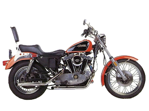 1981 XLH