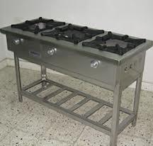 Cocina industrial de 2 a 6 quemadores corempro s a - Utensilios de cocina industrial ...