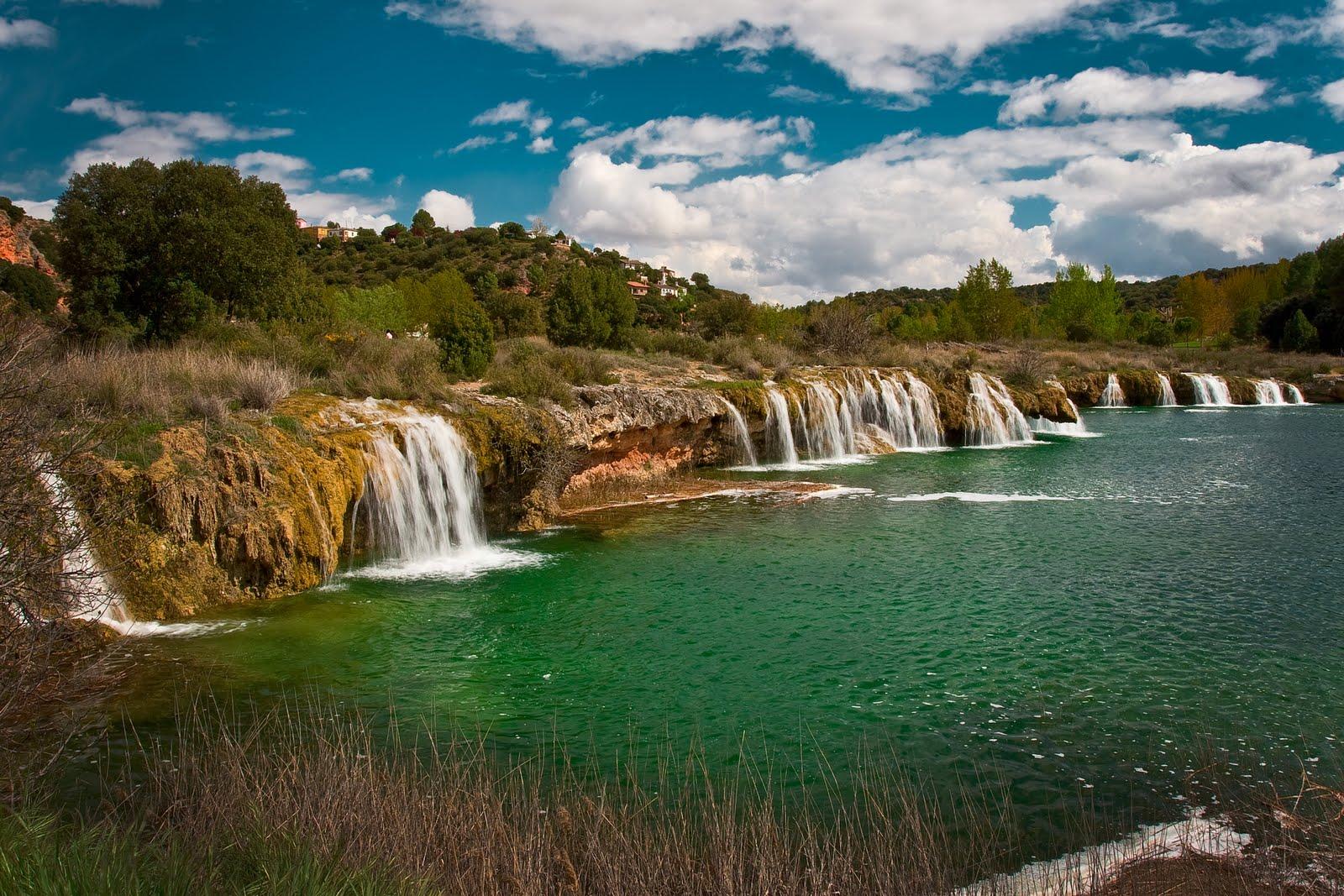 Rural contempor nea parque natural de las lagunas de ruidera for Plastico para impermeabilizar lagunas