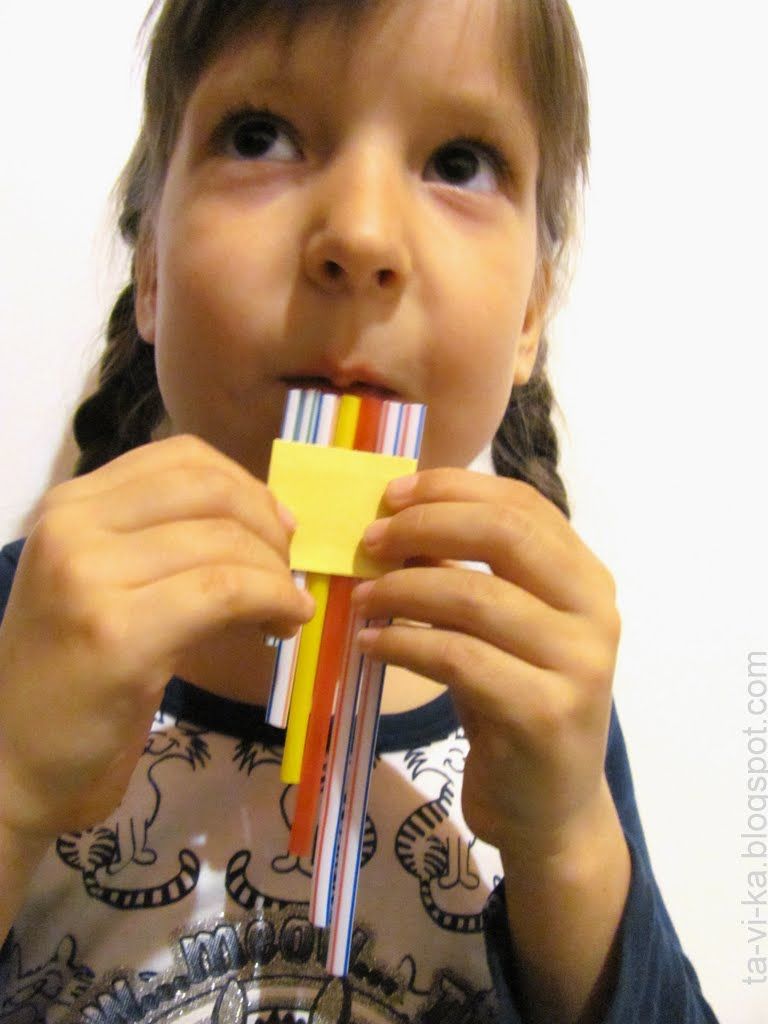 Как сделать флейту своими руками из картона - Rwxchip.ru