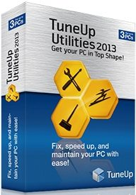 Giveaway TuneUp Utilities 2013 Free License 3 PC