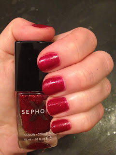 Sephora, Sephora nail polish, Sephora nail lacquer, Sephora X, Sephora X The Cosmics, Sephora X The Cosmics Power Hungry, Sephora X Power Hungry, nail, nails, nail polish, polish, lacquer, nail lacquer, mani, manicure, Valentine's Day