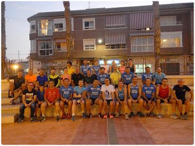 Quedada Rafal Running 10/09/2015