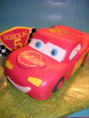 Cars Mcqueen kage