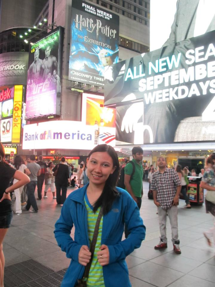 New York Times Square 15