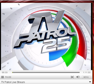 ABS-CBN Halalan 2013 livestream channel