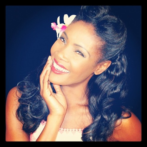 happy9 Holiday Hair Tips from Celeb Stylist Kiyah Wright