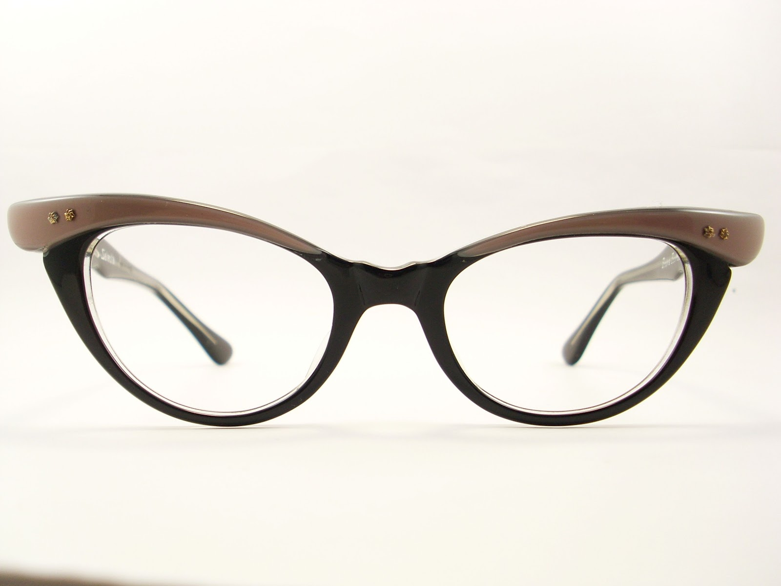 Vintage Eyeglass Frames Cat Eye : Gallery For > Vintage Cat Eye Glasses Frames