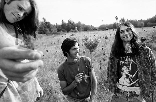 reportaje al tecnico de guitarras de donald cobain