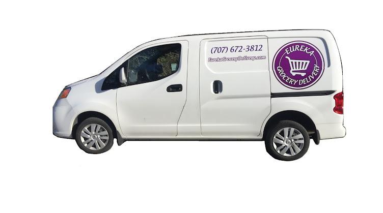 Eureka Grocery Delivery Van