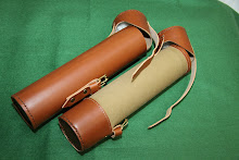 Leather &amp; Leather and Canvas Float Tubes Available Now