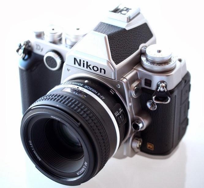 Nikon Df DSLR's Specification