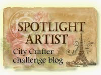 Spotlight Artist at City Crafters - July '13